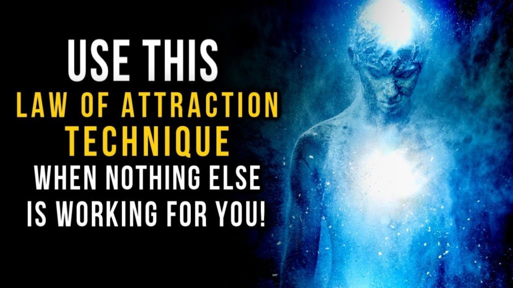 The-Most-POWERFUL-Law-Of-Attraction-Technique-to-MANIFEST-What-You-Want-FAST-Neville-Goddard